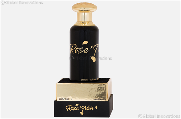 Let the senses be hypnotised by Oud Elite's Rose Noir