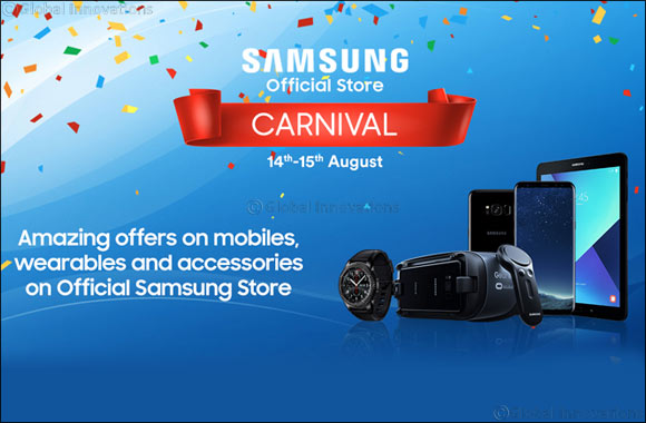 SOUQ.com hosts two-day Samsung carnival with incredible offers on Mobiles, Wearables and Accessories