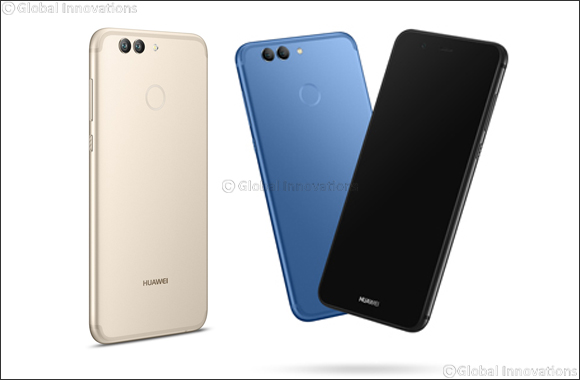 HUAWEI nova 2 Plus, the new selfie superstar experiences exceptional demand in the UAE