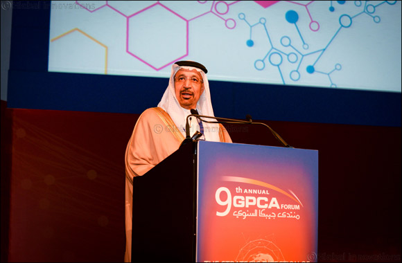 Saudi Energy Minister Khalid A. Al-Falih to deliver inaugural address at 12th Annual GPCA Forum