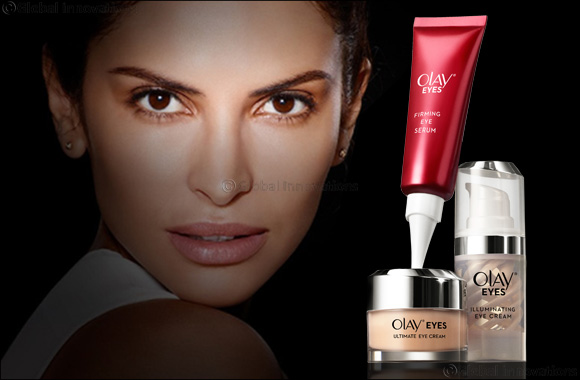 Olay Eyes - Show your emotions not your age