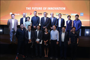 Huawei brings together Chinese Entrepreneurs and Top Regional Companies at �The Future of Innovation ...