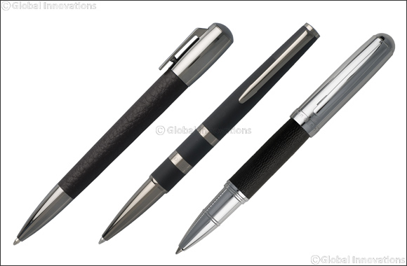 Launching Hugo Boss Writing Instruments