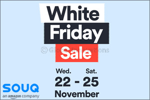 SOUQ.com to Launch Half a Million Deals for White Friday 2017