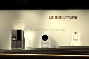 Premium products to enhance brand image and accelerate profitable growth for LG