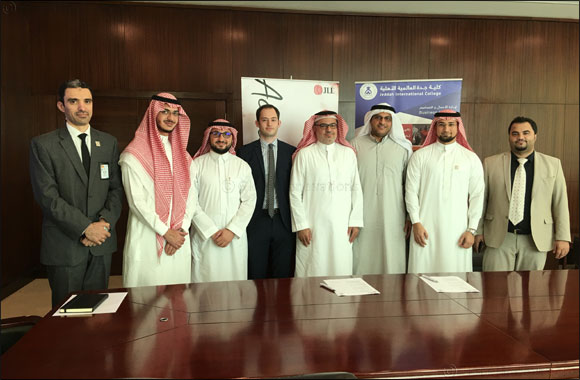 JLL signs MoU with Jeddah International College to boost transparency  in Saudi's real estate sector