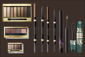 Master the Art of Brow Contouring and Perfect the Smudged Smokey Eye Look with Max Factor's Eye Stud ...