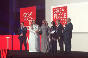 MEPCO Wins �Great Place to Work 2017' Accolade in KSA