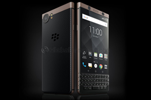 Blackberry� Keyone Bronze Edition Available Now in the Middle East