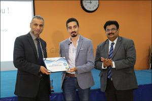 Skyline University College Organized 11th CEO Lecture Series