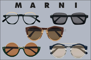 Marni Eyewear Collection, Exclusively Available at Grand Optics