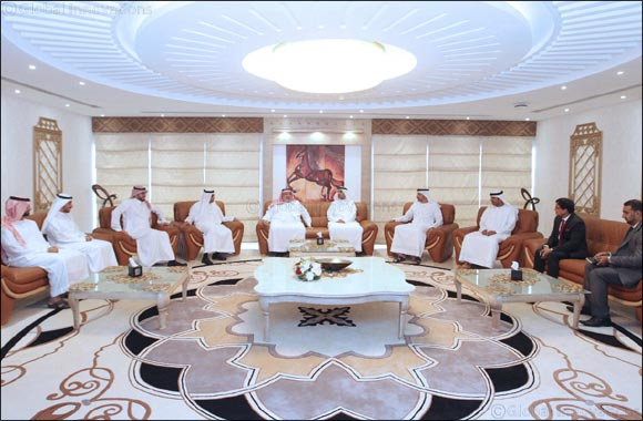 Expo Centre Sharjah hosts delegation from the Riyadh International Convention and Exhibition Center