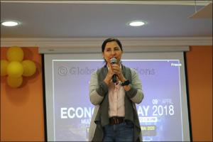 Skyline University College Economics Day 2018:  One Step towards Tomorrow