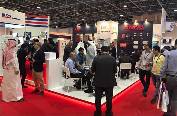 Intersec Saudi Arabia 2018 Opens for Business Featuring 150 Exhibitors from 20 Countries