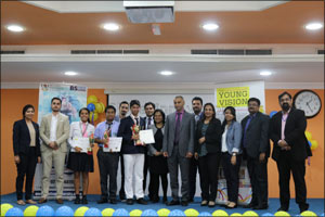 SUC and TYV conducted the First Inter-School 12th Coder Challenge