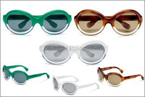 Marni Launches the New �Pop� Sunglasses