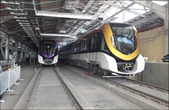Alstom conducts initial dynamic tests for Riyadh Metro
