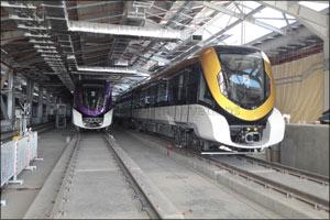Alstom conducts initial dynamic tests for Riyadh Metro