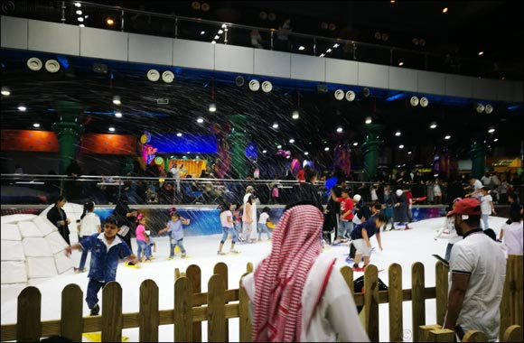 EverSnow to launch Snow Land  at the Al Shallal Theme Park Ice Rink in Jeddah  in partnership with Fakieh Group
