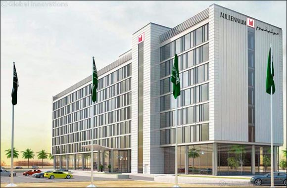 Millennium Hotels and Resorts Expands Further in the Kingdom of Saudi Arabia with Millennium Madinah Airport