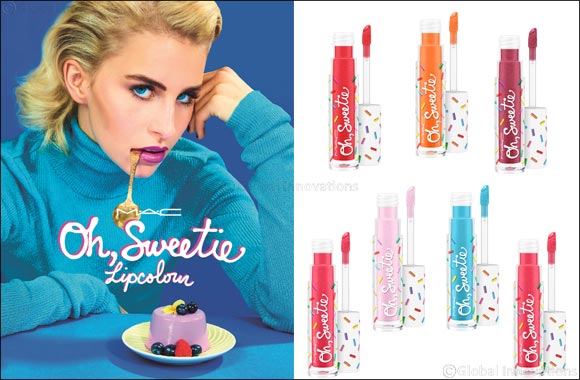Oh, Sweetie Lipcolour!