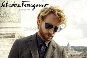 Introducing Salvatore Ferragamo's Men's Sun and Optical Capsule