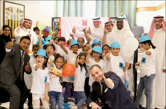 Makkah Millennium Hotel & Towers Hosts Children from Dar Al Ber Charity Association