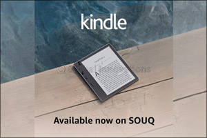 Kindle Devices Now Available on SOUQ.com
