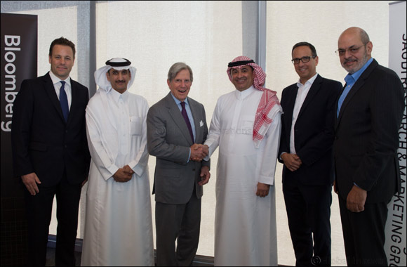 Bloomberg and Saudi Research and Marketing Group (SRMG) Unveil New Details of Partnership