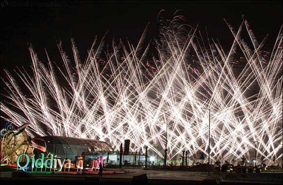Multi-billion dollar Saudi entertainment resort launches in record time using semi-permanent building technology