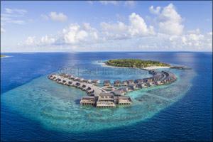 The St. Regis Maldives Vommuli Resort Celebrates 88th National Day of the Kingdom of Saudi Arabia