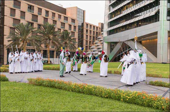 Al Faisaliah Hotel Riyadh Celebrates Saudi National Day with Great Turnout