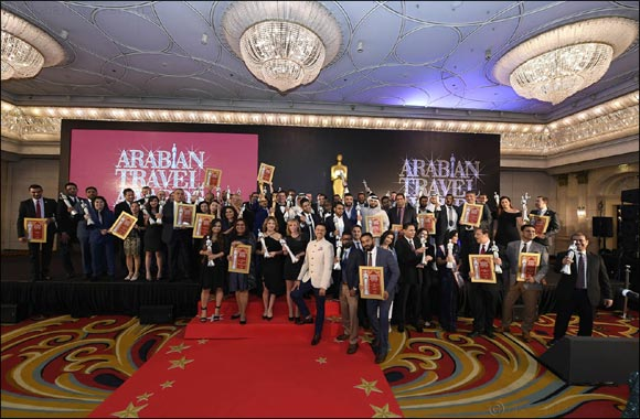 "Makkah Millennium Hotel & Towers wins ""Best 5-star Hotel"" at the Arabian Travel Awards 2018"