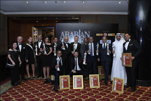 Makkah Millennium Hotel & Towers wins �Best 5-star Hotel� at the Arabian Travel Awards 2018