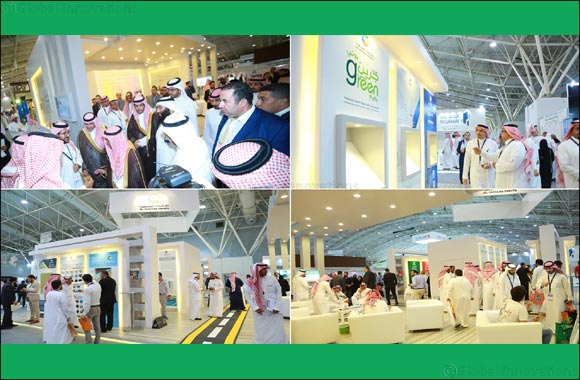 """Al- Jazeera Paints"" Is Featured with Its latest products at the Saudi Build Exhibition 2018"