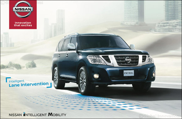 2019 Nissan Patrol Makes It Way to  Nissan Al Babtain Showrooms