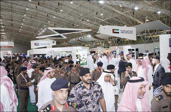 EDCC organizes largest UAE Pavilion at debut SNSR in Saudi Arabia