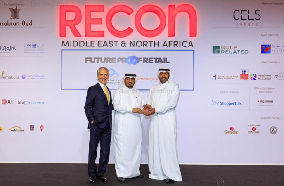 The International Council of Shopping Centers (ICSC) crowns Red Sea Mall with international awards