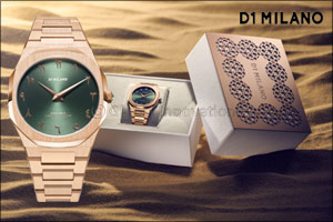 D1 Milano Launches Exlcusive Limited Edition Collection �The Khaleeji