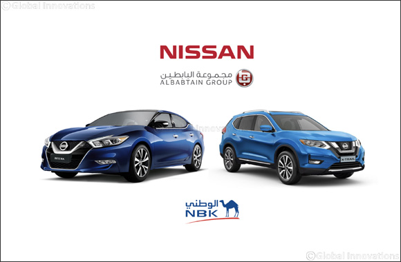 NISSAN AL BABTAIN exclusive partner for the 24th NATIONAL BANK OF KUWAIT WALKATHON