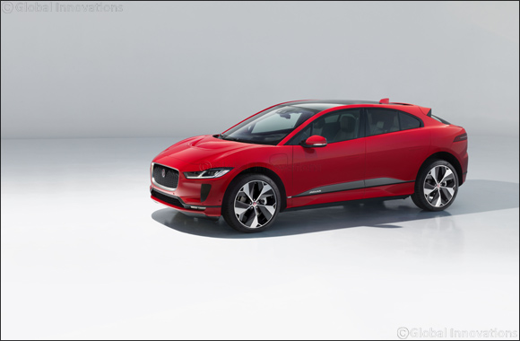 Riyadh Electrified as Jaguar I-PACE Makes Regional Debut