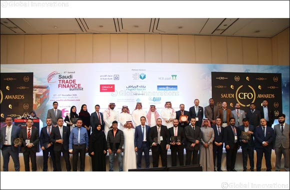 The Best Finance Leaders in Saudi Arabia honored at Saudi CFO Awards
