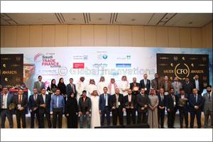 The Best Finance Leaders in Saudi Arabia honored at Saudi CFO Awards