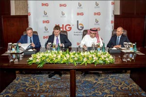 IHG signs world's largest Crowne Plaza� in Makkah