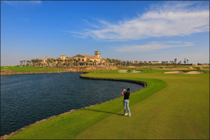 Modern Saudi in the spotlight as golfing stars touch down in King Abdullah Economic City