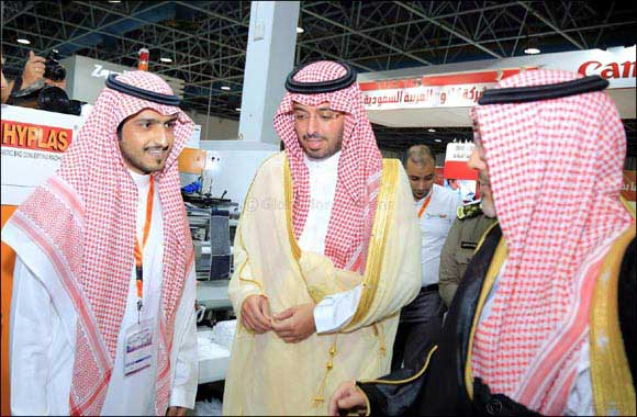 16th edition of the Saudi Plastics and Petrochemicals Exhibition successfully launched with more than 154 exhibitors