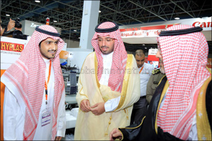 16th edition of the Saudi Plastics and Petrochemicals Exhibition successfully launched with more tha ...