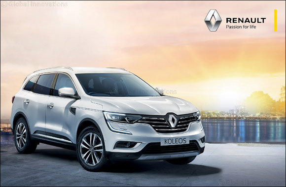 Renault Al Babtain Brings its Fans Closer to Owning the Outstanding Renault Koleos in 2019