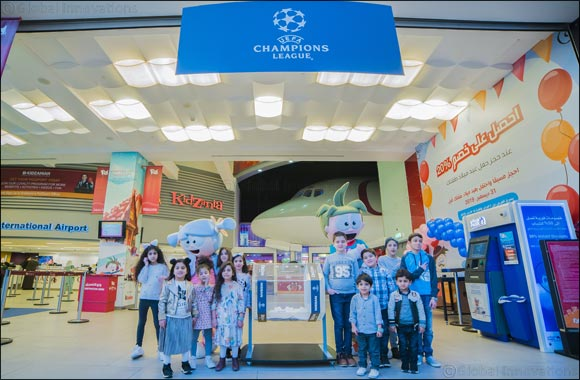 Nissan Al Babtain Collaborates with KidZania Kuwait