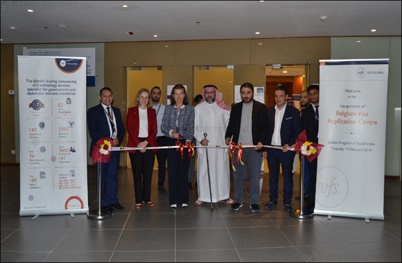 New Visa Application Centre Opens in Al Khobar and Jeddah for Schengen Visas to Belgium